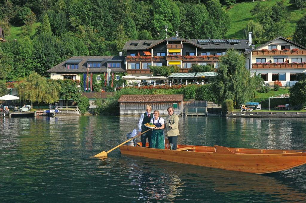 Landhotel-Gasthof-Gruenberg-am-See