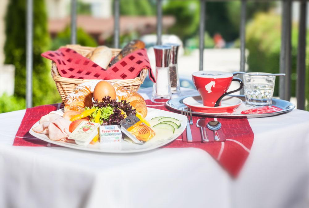 Cafe Restaurant Auszeit Frühstück