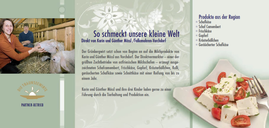 Partner Betrieb Landhotel Gasthof Grünberg am See