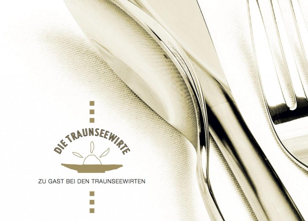 Cover Kochbuch - Zu Gast bei den Traunseewirten
