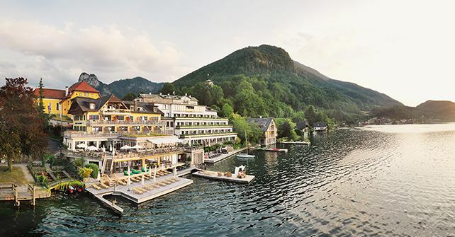 "Seehotel ""Das Traunsee"""