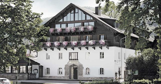 Die Stube im Maximilianhof